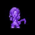 LC-OnePiece-Fixed-hollow.stl Télécharger fichier STL gratuit Figurine Lara Croft Toon - creux de la multitude • Objet imprimable en 3D, kevfquinn