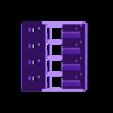 cr-4pi.stl Télécharger fichier SCAD gratuit Rack multi-pi à deux tau • Design pour imprimante 3D, kevfquinn