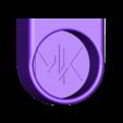 Rubbing_alcohol_holder_w_logo.stl Télécharger fichier STL gratuit Porte-alcool à friction • Modèle imprimable en 3D, Jdjxj_Hsxjxh