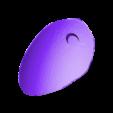 PorgEyeS0.stl Télécharger fichier GCODE gratuit Porc multicolore • Modèle à imprimer en 3D, GreyBeard3D