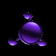 Mars_Rocket_Egg_Cup_.stl Télécharger fichier STL gratuit Coquetier Mars Rocket • Objet pour impression 3D, Jangie