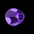 Tambor_hard_disk.stl Download free STL file Anycubic Kossel Plus Top Internal Spool holder - Fixed • 3D print object, TsunamiSoul