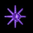 Octopus-king.stl Télécharger fichier STL gratuit Le mignon roi des poulpes • Design à imprimer en 3D, paveltajdus
