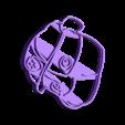 rubble.stl Télécharger fichier STL PATROUILLE DES PATTES : MOULE À BISCUIT FONDANT • Plan imprimable en 3D, Gustavo015