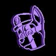 chase.stl Télécharger fichier STL PATROUILLE DE CHASSE À LA PATTE - MOULE À BISCUIT FONDANT • Objet imprimable en 3D, Gustavo015