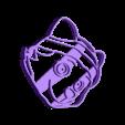 everest.stl Télécharger fichier STL PATROUILLE DE PATROUILLE DE L'EVEREST : L'EMPORTE-PIÈCE FONDANT • Modèle pour imprimante 3D, Gustavo015
