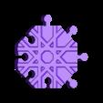croisement_4_2019_01_27.stl Télécharger fichier GCODE gratuit Carrefour de voies ferrées en bois : 8 voies (Brio / Ikea ...) • Modèle à imprimer en 3D, Locorico