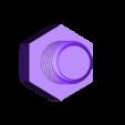 lug_lapper_bolt_2.stl Télécharger fichier STL gratuit Laveuse de boulons à large anneau Mauser • Modèle à imprimer en 3D, Punisher_4u