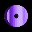 washer_m3.stl Télécharger fichier STL gratuit Attache à libération rapide • Modèle imprimable en 3D, Punisher_4u