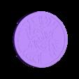 circleB.stl Télécharger fichier STL gratuit Hache de main de Norn Guild Wars 2 • Modèle pour imprimante 3D, reakain