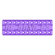 SANDTRACK rc gang 93.stl Download free STL file Sandtrack RC GANG 93 1/10 • 3D printer design, RCGANG93