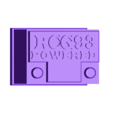 batterie.stl Download free STL file Battery RC 1/10 • 3D printing object, RCGANG93
