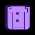 m18_battery_holder.stl Télécharger fichier STL Porte-piles Milwaukee M18 • Objet imprimable en 3D, Punisher_4u