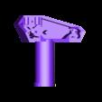 repose bobin haut droit.stl Télécharger fichier STL gratuit porte bobine dagoma • Modèle imprimable en 3D, net