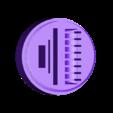 base_rounded.stl Télécharger fichier STL gratuit Porte-cartes Micro SD + adaptateur • Modèle pour impression 3D, Hazendonk