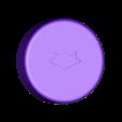 cover_rounded.stl Télécharger fichier STL gratuit Porte-cartes Micro SD + adaptateur • Modèle pour impression 3D, Hazendonk