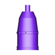 Barrel_end.stl Download free STL file Raygun • 3D print template, cmoore1