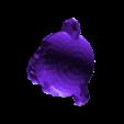 osomaskdunny.stl Download free STL file fortnite bear full head mask . mascara • 3D printer object, gaaraa