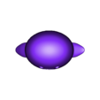 Body main light blue.stl Télécharger fichier STL gratuit Tuxedo Sam (l'ami de Hello Kitty) Pingouin (タキシードサム, Takishīdosamu) • Objet pour impression 3D, Jangie