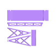 gaslands_gate.stl Download free STL file Gaslands Simple Gantry Gate • 3D printer model, Wrecker