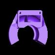 cooler_v2.stl Télécharger fichier STL gratuit Hotend E3D v6 léger pour kossel anycubic (version filetée) • Modèle pour imprimante 3D, aleph34
