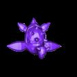 Lapras_Solid.stl Télécharger fichier STL gratuit Lapras - Pokemon 131 • Objet imprimable en 3D, Kahnindustries