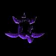 Lapras_Back.stl Télécharger fichier STL gratuit Lapras - Pokemon 131 • Objet imprimable en 3D, Kahnindustries