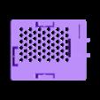 3-RPi3_Case_Small_Lid_v1.stl Télécharger fichier STL gratuit Affaire Framboise Pi 3 pour montage mural • Design pour impression 3D, RT3DWorkshop