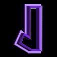 One-v3.stl Télécharger fichier STL gratuit Numéros de Play-Doh/Cookie Cutters • Plan imprimable en 3D, RT3DWorkshop