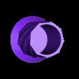 Piaçaba (2).stl Download STL file Holder Cup spiral • 3D printing object, pedrodbsduarte