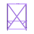 maintruss.stl Download free STL file Apollo F1 Rocket Engine on Stand • 3D print object, monsenrm