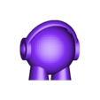 marvin headphone_middle_bdl.stl Download free STL file Marvin headphone • 3D printable template, symbo_leo