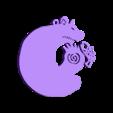 5.STL Download free STL file KING'S SYMBOL • 3D printer model, AFZD