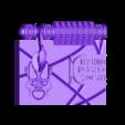 book_part_1.stl Télécharger fichier STL gratuit Livre des morts (La momie) • Plan pour impression 3D, poblocki1982