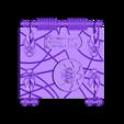 book_whole.stl Télécharger fichier STL gratuit Livre des morts (La momie) • Plan pour impression 3D, poblocki1982