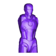 Chest_and_Head.stl Download free STL file Iron Man (Easy Print) • 3D printer object, THUG