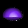 white_belly.stl Download free STL file Badtz-Maru (バッドばつ丸, Baddo Batsu Maru) • 3D printable design, Jangie