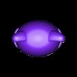 head_Black.stl Télécharger fichier STL gratuit Chococat (チョコキャット, Chokokyatto) de Hello kitty • Modèle pour imprimante 3D, Jangie