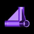 Eckst%C3%BCck_dm20.stl Download free STL file Corner connector for garden tent • 3D printer template, gobo38
