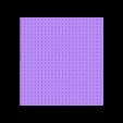 lego_20170312-11635-1kv09g8-0.stl Télécharger fichier STL gratuit Plaque de base Lego 24x24 • Design à imprimer en 3D, Joep