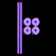 IPAD_WHEELS-AXLES.stl Download free STL file IPAD STAND (STEAM ENGINE) • 3D printing object, cmtm