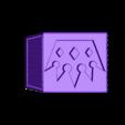 Crown Ring 23mm.stl Télécharger fichier OBJ gratuit Bague de la couronne Brutal • Objet pour imprimante 3D, quaddalone