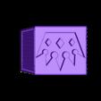Crown Ring 21mm.stl Télécharger fichier OBJ gratuit Bague de la couronne Brutal • Objet pour imprimante 3D, quaddalone
