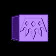 Crown Ring 19mm.stl Télécharger fichier OBJ gratuit Bague de la couronne Brutal • Objet pour imprimante 3D, quaddalone