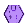 itsy-case.stl Télécharger fichier STL gratuit Collier de coeur NeoPixel LED • Plan imprimable en 3D, Adafruit