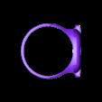 Mandalorian_Ring_19mm.stl Télécharger fichier OBJ gratuit Anneau mandalorien • Modèle imprimable en 3D, quaddalone