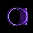 Mandalorian_Ring_16mm.obj Télécharger fichier OBJ gratuit Anneau mandalorien • Modèle imprimable en 3D, quaddalone
