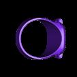 Mandalorian_Ring_17mm.stl Télécharger fichier OBJ gratuit Anneau mandalorien • Modèle imprimable en 3D, quaddalone