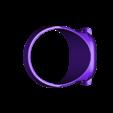 Mandalorian_Ring_21mm.stl Télécharger fichier OBJ gratuit Anneau mandalorien • Modèle imprimable en 3D, quaddalone