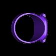 Mandalorian_Ring_20mm.obj Télécharger fichier OBJ gratuit Anneau mandalorien • Modèle imprimable en 3D, quaddalone